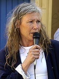 © 2006 Johan Gullberg - Karolina Wallström från Folkpartiet