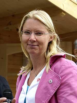 EU-parlamentarikerna Åsa Westlund