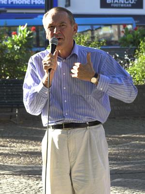 © 2006 Johan Gullberg - Utrikesminister Jan Eliasson