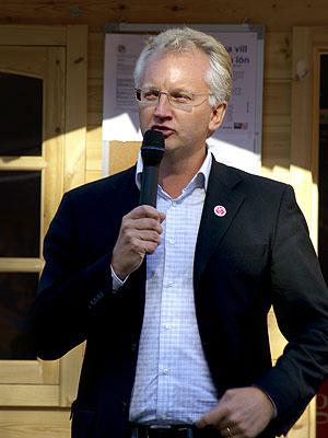© 2006 Johan Gullberg - Finansminister Per Nuder