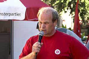 © 2006 Johan Gullberg - Debatt mellan Åsa Torstenson (C) och Lennart Axelsson (S)