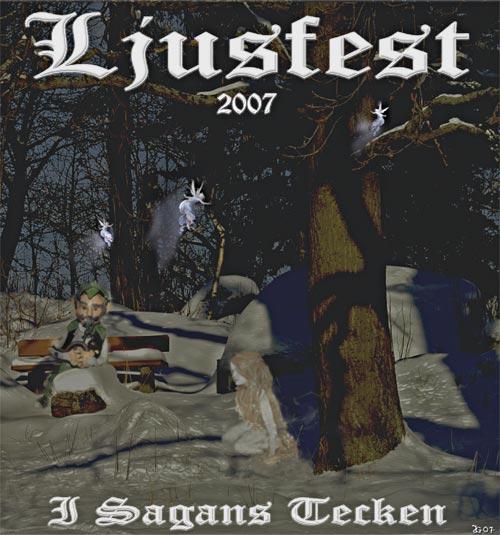 © 2007 - Johan Gullberg - Ljusfest