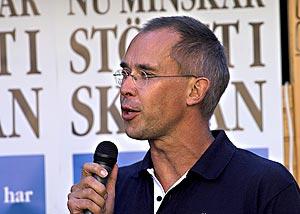 © 2007 Johan Gullberg - Arkivbild Staffan Werme